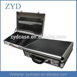 Equipment case tough aluminum custom tool box, 460 x 360 x 115 mm