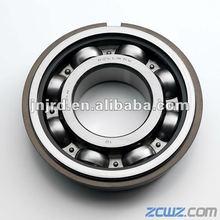 JRDB deep groove ball u grooved pulley bearing