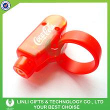 Real Silicone Ring Light Finger Light, Flash Finger Light