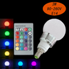 Low price e14 e27 3w rgb wifi bulb ce&rohs