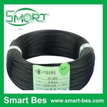 Smart bes~AF250-0.5 silver plated Teflon wire,High temperature resistant wire AF - 250 seris wires & cables