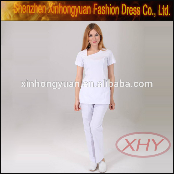 Nurse Dresses Uniforms White Nursing Uniform Dresses White