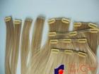 Wholesale expressions hair for braiding,No fake hair clip hair extension