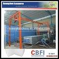 guangzhou baratos comercial e industrial de gelo do bloco que faz a máquina para venda