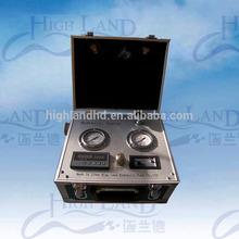 Portable Hydraulic Testing Equipments MYHT-1-4 pressure gauge price