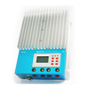 12v solar panel charge controller 20A/30A 45A/50A with Multifunction LCD displays system data and status
