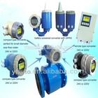 smart electromagnetic flow meter for uric acid fluid /magnetic flow meter price