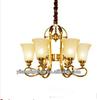 Guzhen factory crystal chandelier & silver lighting