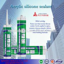 Splendor Acetic/actoxy Silicone Sealant manufacturer, splendor pure silicone sealant, roof skylight silicone sealant