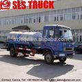4x2 5000l kamyonu çin en iyi su tankeri nakliye kamyonu