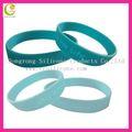 Arcobaleno braccialetto in silicone 100% silicone silicone principessa braccialetto braccialetto eco- braccialetti amichevole