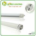 Hit precio G13 Cree / epistar Smd3528 T8 llevó el tubo fluorescente 1500 mm