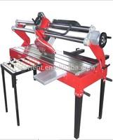 Hand cutting granite bullnose machine