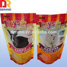 Wholesale Plastic Cat Food Pack Bag