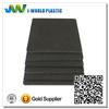 2014 new black corrugated plastic decorative wall panel manufacturer