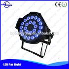 24*10W RGBW 4in1 LED Par Light/LED thin Par64