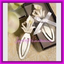 Calla Lily Design Bookmark Wedding Favor Christmas Gift