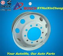 High quality wheels 22.5*11.75, 22.5*6, 22.5*6.75 3 carbon tri-spoke wheel lowest price