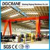 Manufacturer Direct Container Yard Double Beam Gantry Crane For Workshop Yard