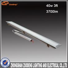 Modern design 40w nature white aluminum led lighting ceiling for office lighting