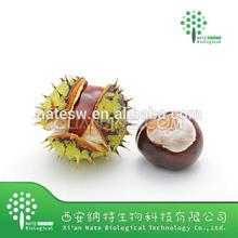 100% natural Horse Chestnut Extract Powder Escin 20%