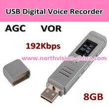 USB drive portable voice recorder MP3