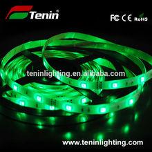 Led motion sensor led strip light with CE & ROHS China factory rgb 5050 smd led strip light