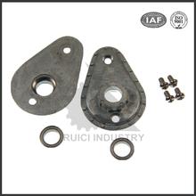 China precision cnc machining mini electric motor gear reducer parts