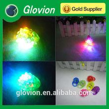 Glovion Funny cheap LED flashing ring for night club
