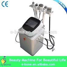 laser + Vacuum + cavitation + RF in keep fitness slimming body machine