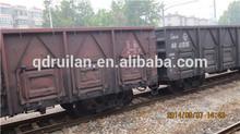 C64k Top-open Wagon Railway Cargo Train top-open wagon, freight wagon, freight bogie