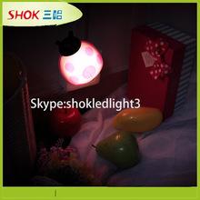 new product intelligent toy creative night light led mini led light fitting