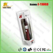 Promotional itsuwa new patent original 3ml X-Tango rebuildable igo w3 atomizer clone
