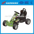 De China venta al por mayor barato de un solo asiento chasis Go Kart para los niños