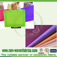 100% Polypropylene Material spunbond fabric for shopping bag