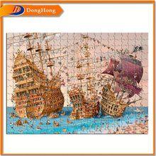 Nativity Puzzle,3D Diy Puzzle Plane,World Building 3D Puzzle