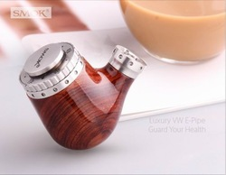 Alibaba China new innovation luxury variable wattage 6-15w smoktech guardian epipe II wood ecig mod hgh quality