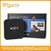 MXIII quad core android tv box bluetooth 2G RAM 8G ROM/amlogic m8 quad core hd digital tv set top box