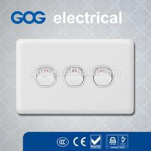 australian light switch,3 gang switch,clipsal switch