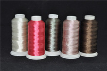 Polyester Filament Thread For Machine Embroidery