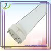 2g114pin led lights double/single pipe 2G11 18w tube 4pin light up 9w 12w 15w 18w 22w 2g11 tube 4 pin pll lamp holder