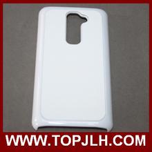 for LG G2 Plastic sublimation mobile phone Case