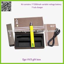 E cigarettes battery ego-v v3 ego v v3 mega battery shows resistance.