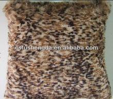fox skin Cushion