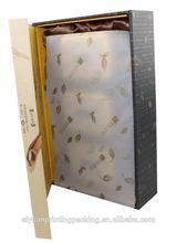 Durable hot-sale golden foil gift box