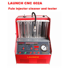 CNC-602A injector cleaner & tester--advanced electromechanical product