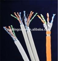0.5mm CU/CCA/CCAM 24awg utp cat5e computer cable