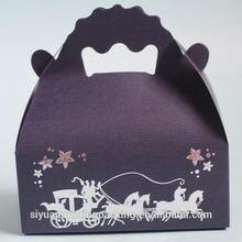 Modern most popular cheap christmas design chocolate box