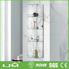 Luxury laminationed huadu book shelf manufacturer