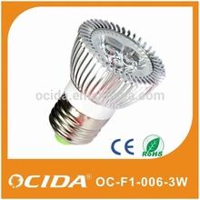 2014 high quality led spot light dimmer